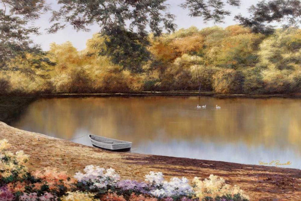 Golden Pond Romanello, Diane 95220