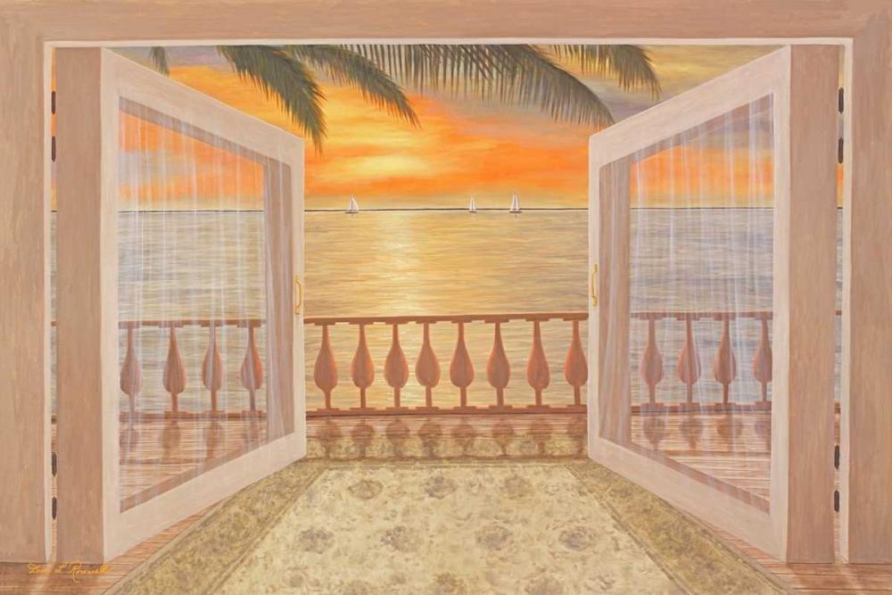 Perfect Sunset Romanello, Diane 95308