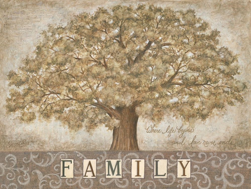 Our Family Tree LaPoint, Annie 99705