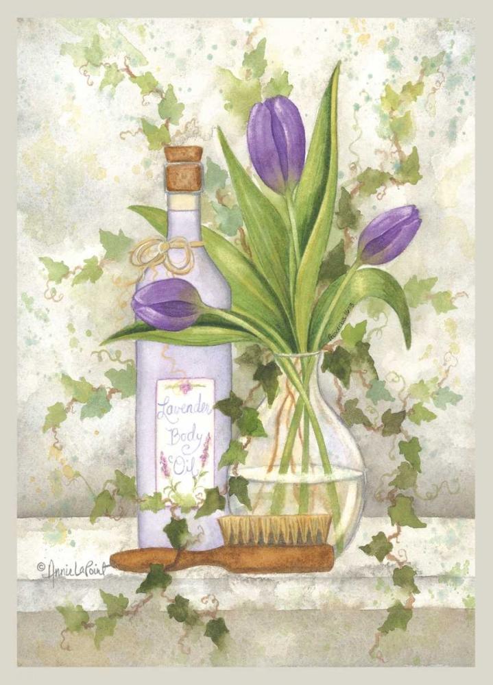 Lavender Body Oil LaPoint, Annie 154541