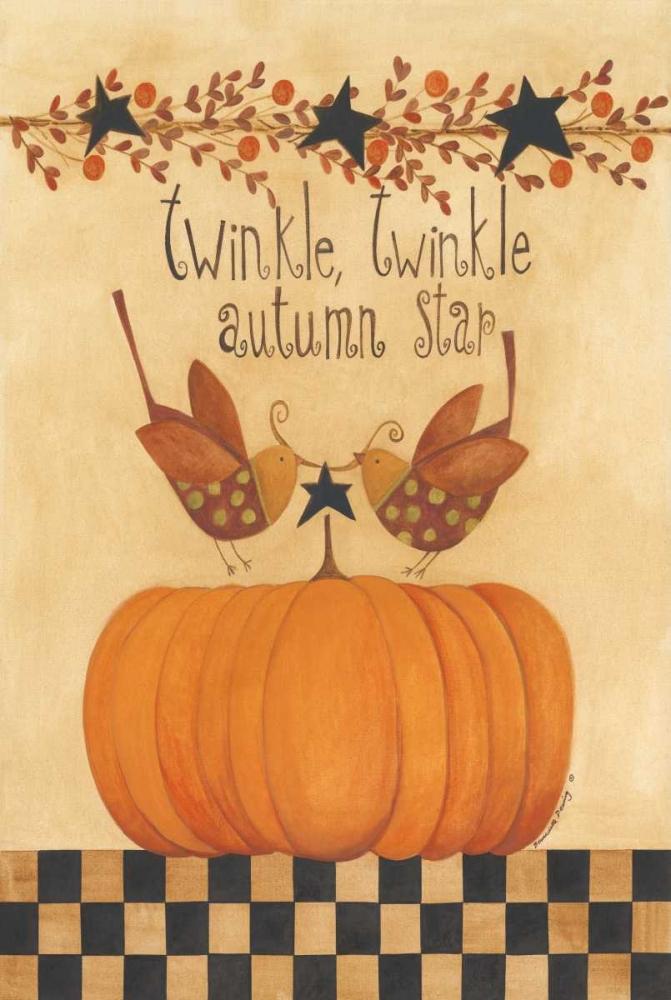 Twinkle Twinkle Autumn Star Deming, Bernadette 122056