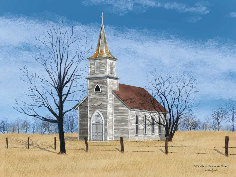 Little Church on the Prairie Jacobs, Billy 124626
