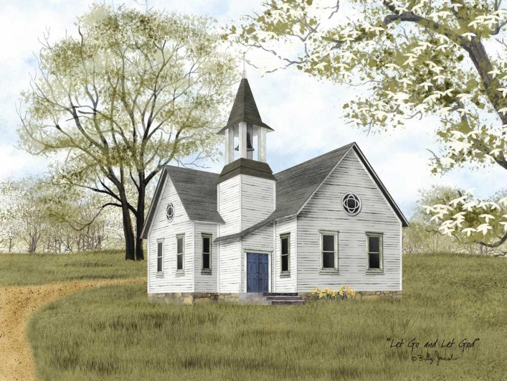 Let Go and Let God Jacobs, Billy 124630