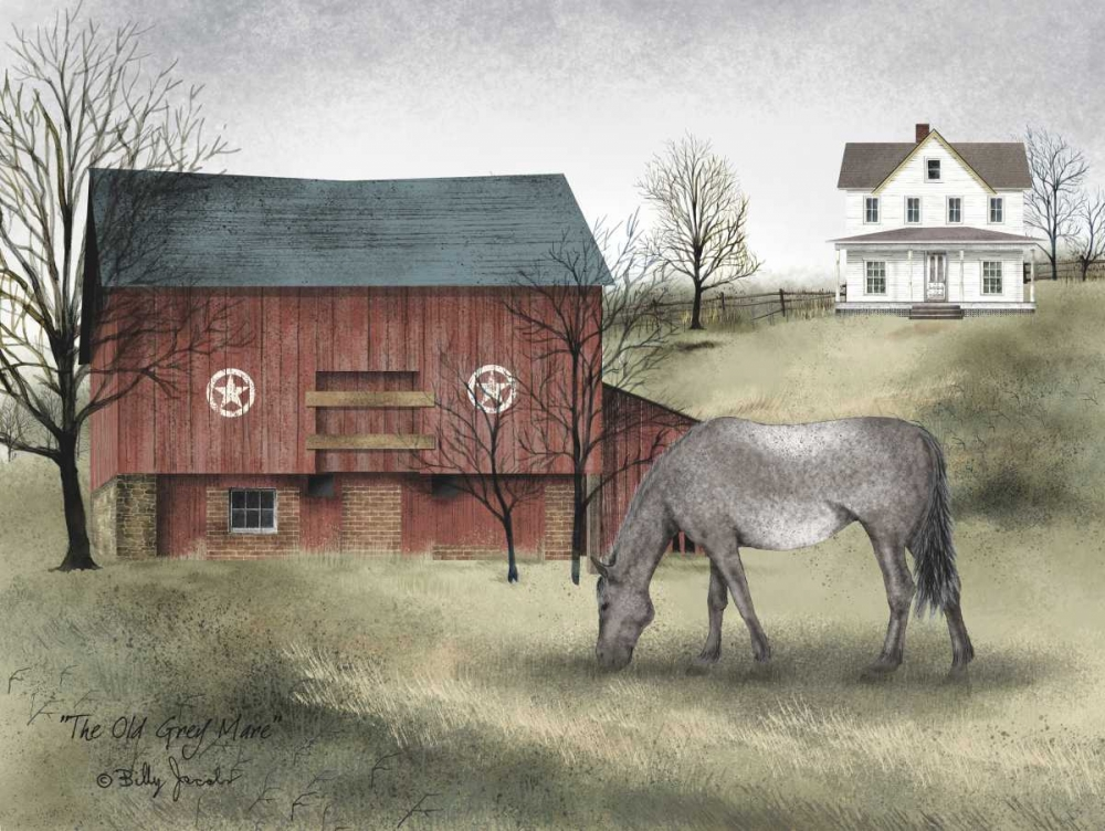 Old Grey Mare Jacobs, Billy 97785
