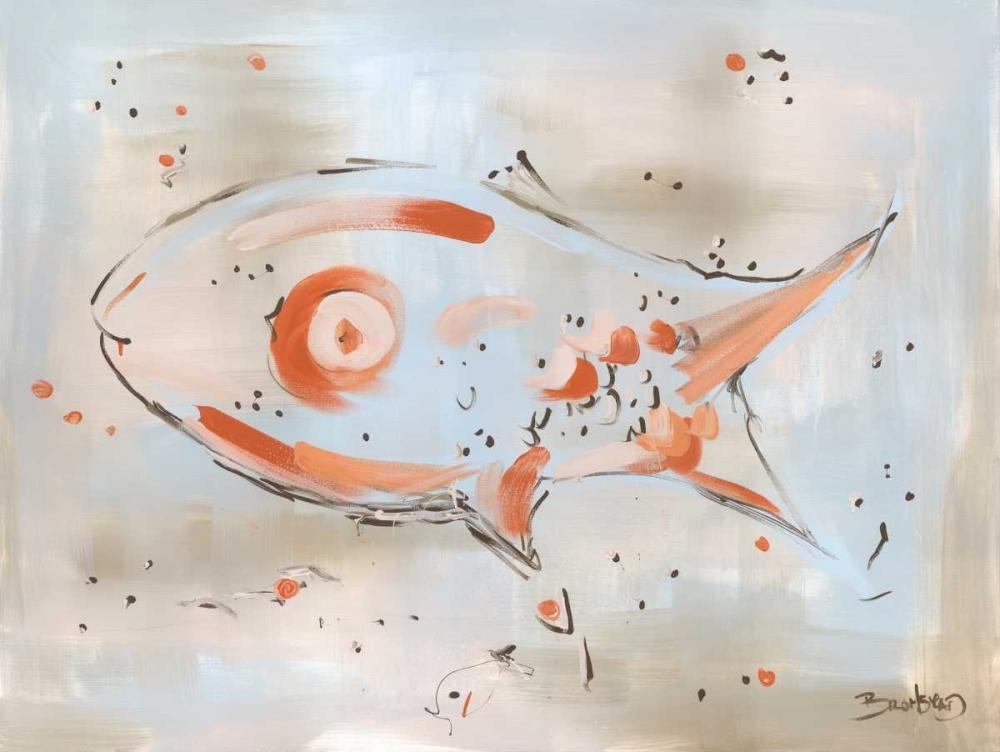 Abstract Fish Bromstad, David 95802