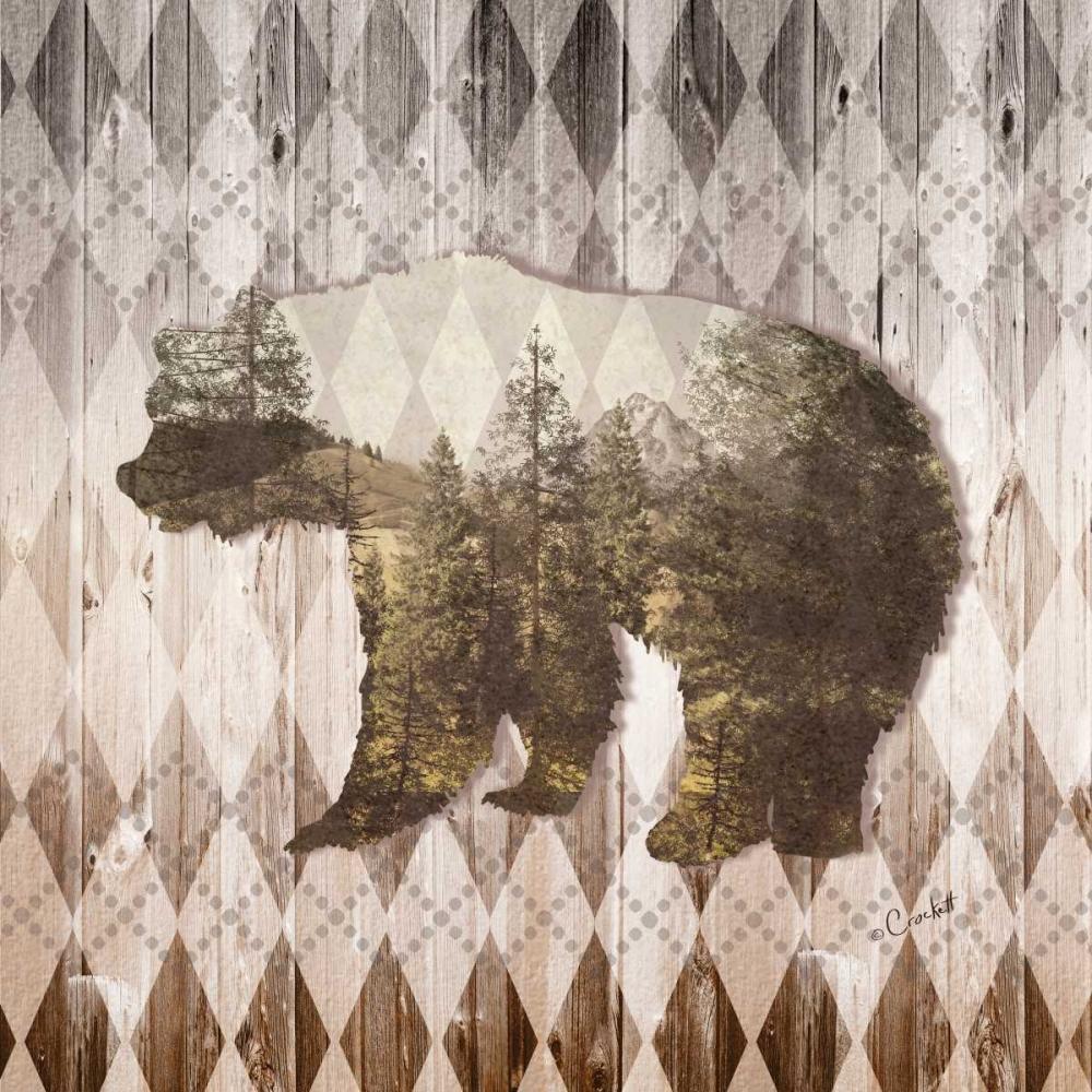 Wild Nature Bear Crockett 97198