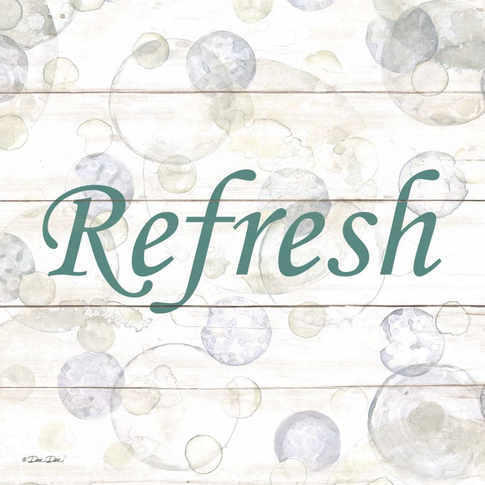 Refresh Bubbles Dee, Dee 142825