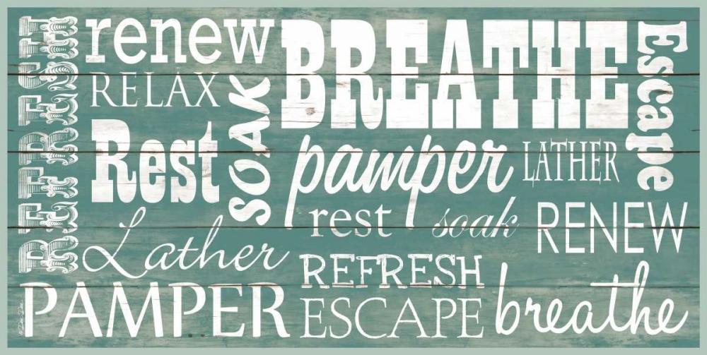 Bathroom Typography Dee, Dee 142826