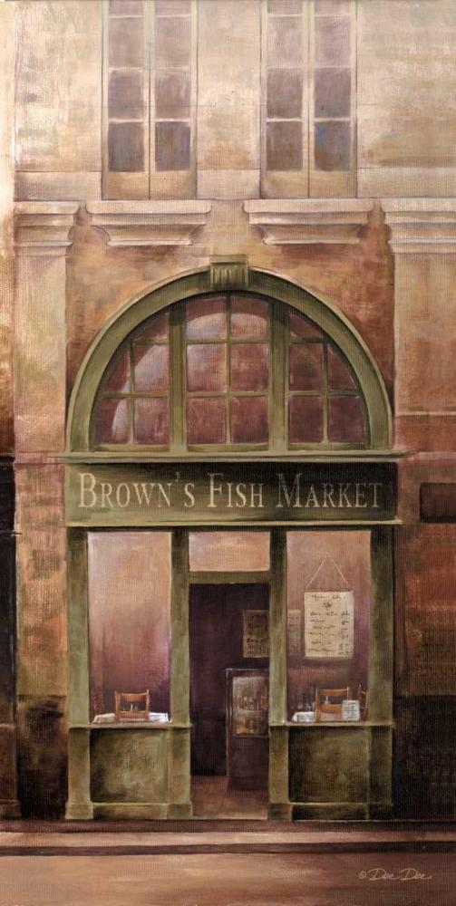 Fish Market Dee Dee 153231