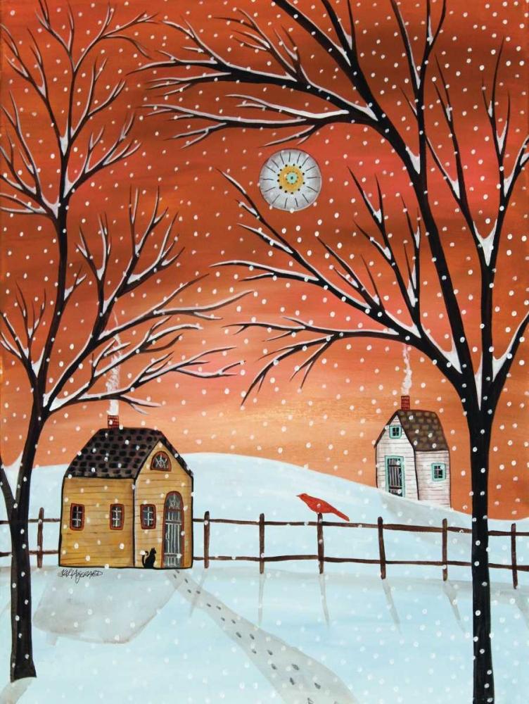 Winter Cabins Gerard, Karla 97232
