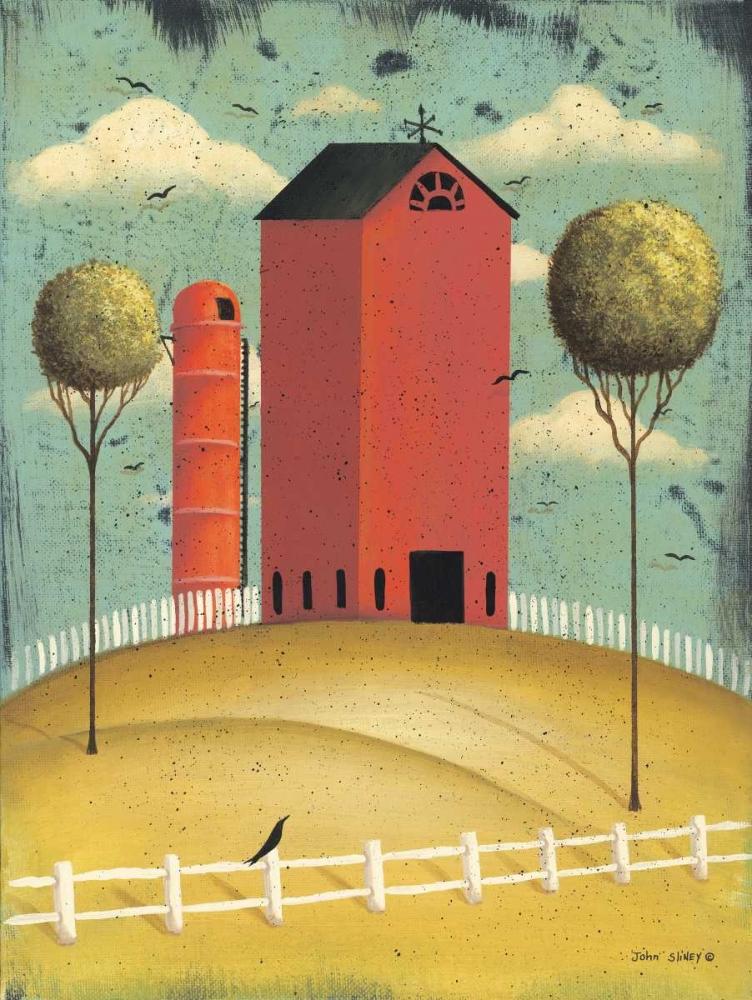 Big Red Barn Sliney, John 101855