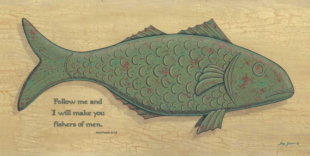Fishers of Men Zinn, Jay 97330