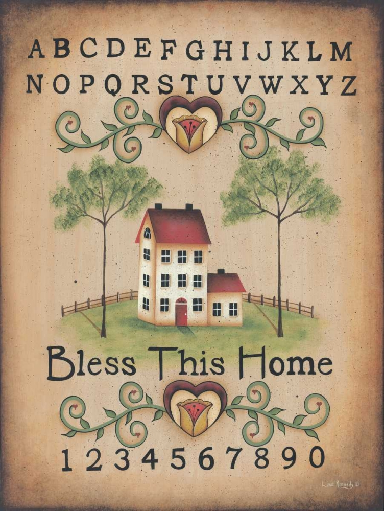 Bless This Home Kennedy, Lisa 163260