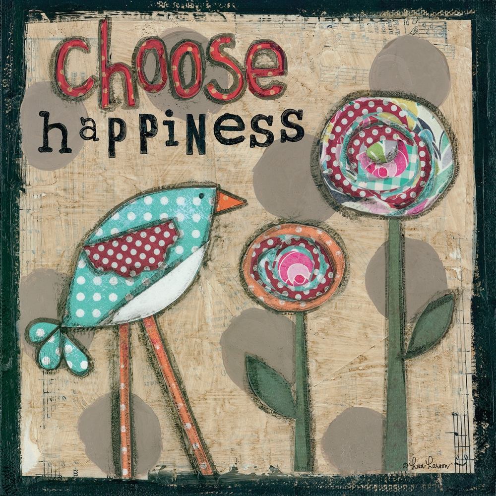Choose Happiness Larson, Lisa 99710