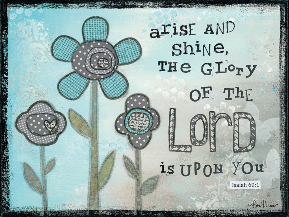 Arise and Shine Larson, Lisa 99713