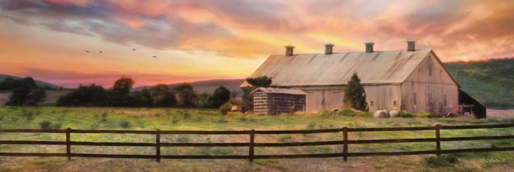 Sunset in the Valley Deiter, Lori 97209