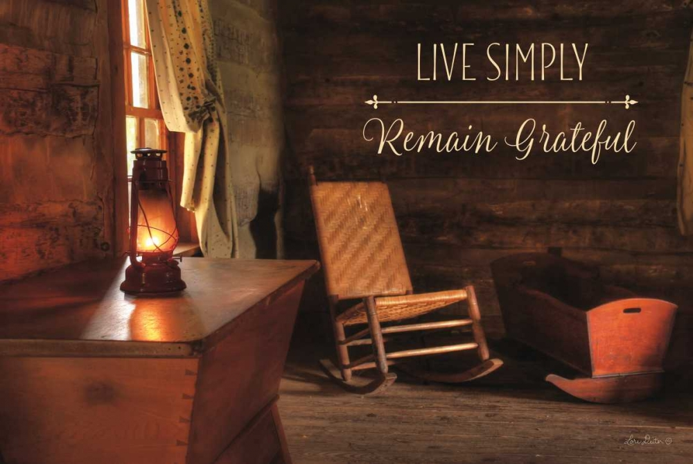 Live Simply Deiter, Lori 124584
