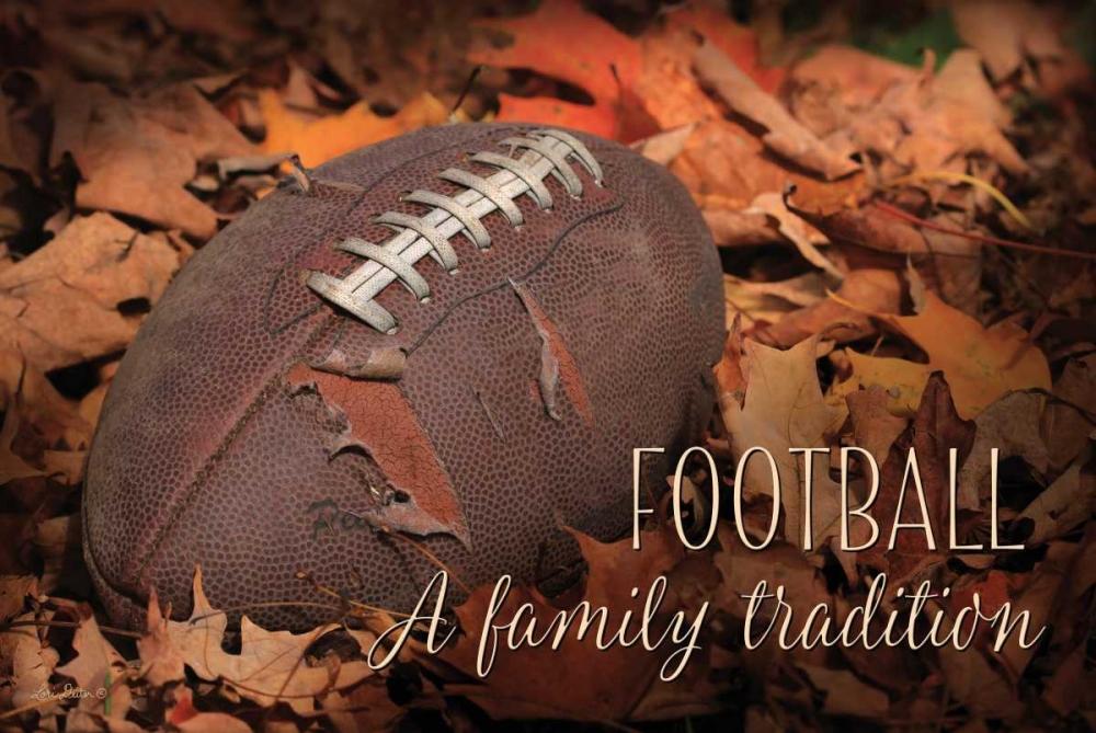 Football - A Family Tradition Deiter, Lori 124586