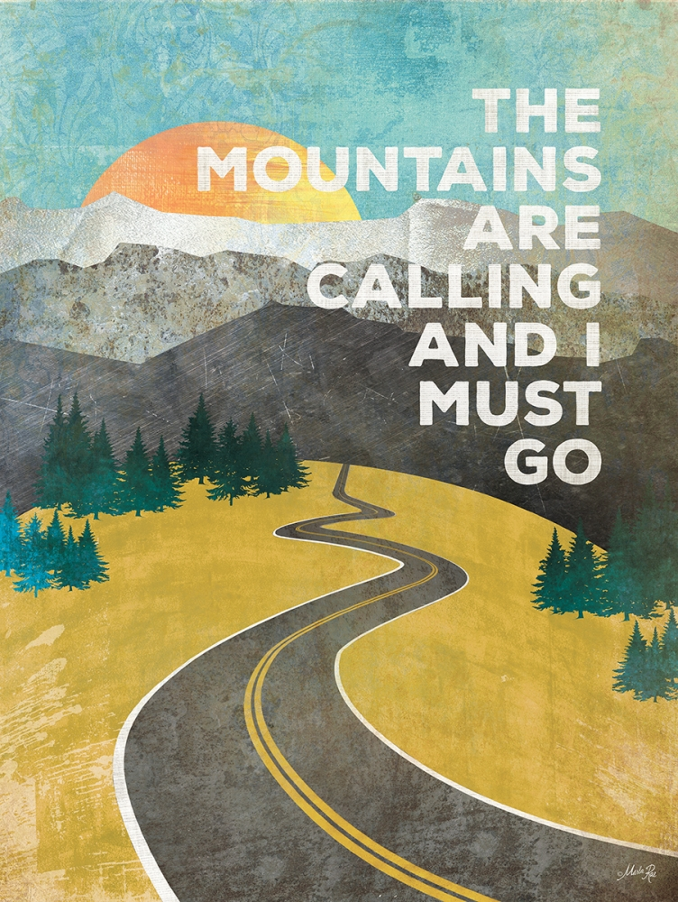 The Mountains are Calling Rae, Marla 99751