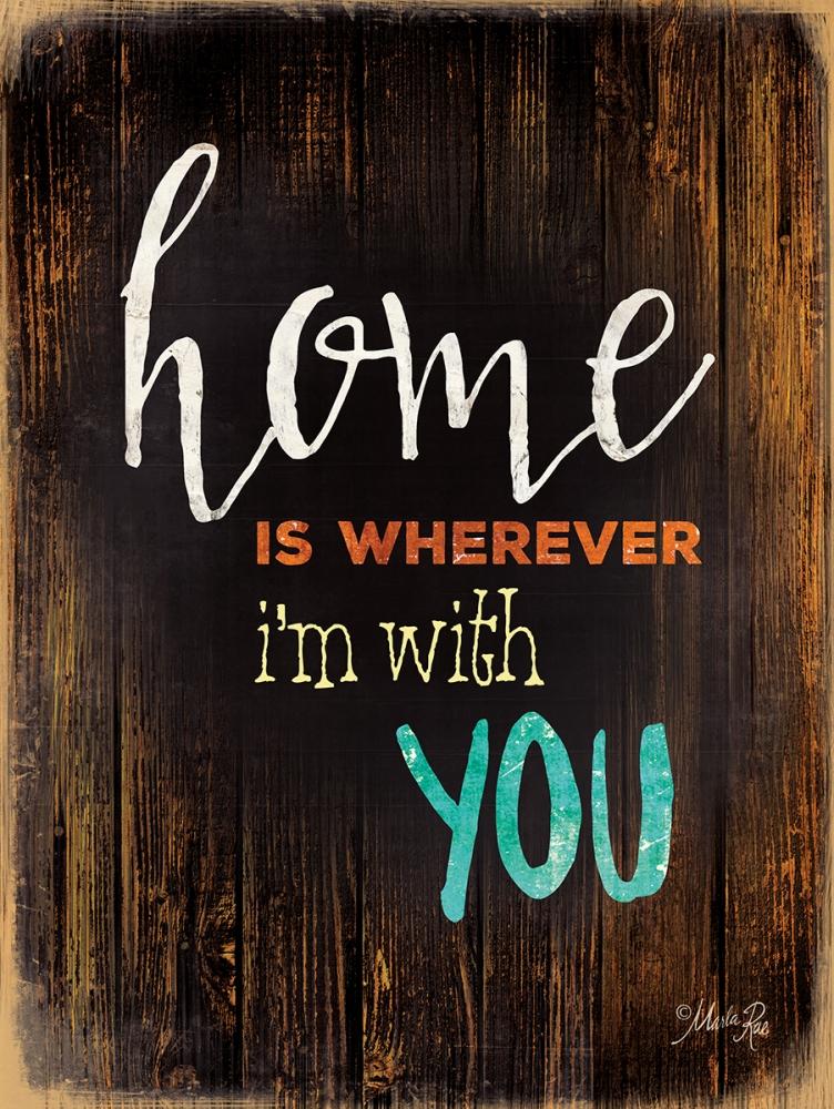 Home Is Rae, Marla 99760