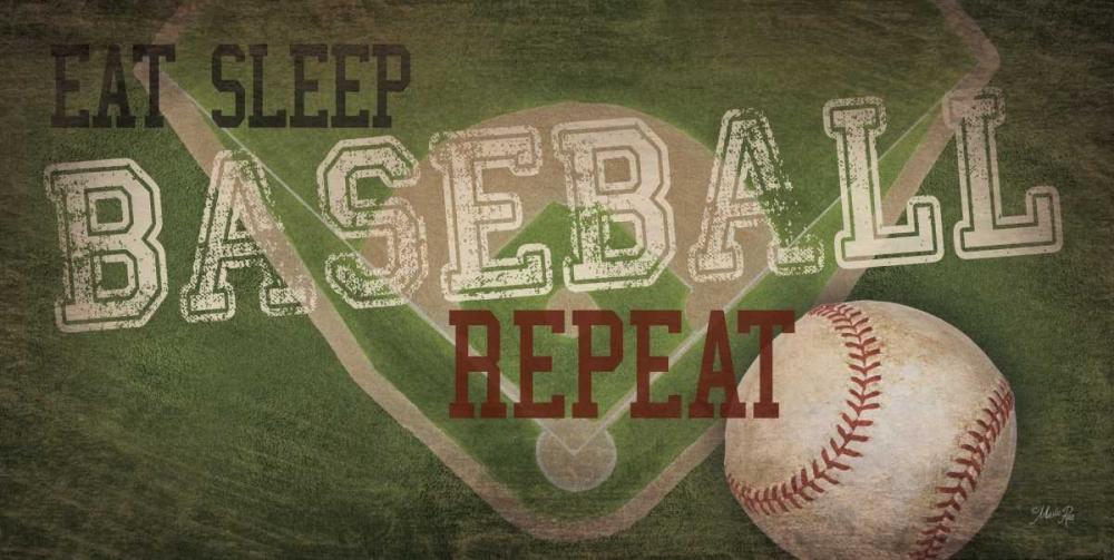 Eat, Sleep, Baseball, Repeat Rae, Marla 95838