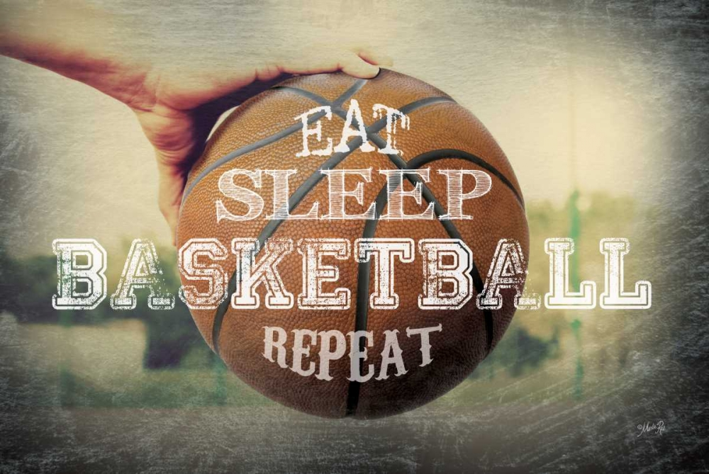 Eat, Sleep, Basketball, Repeat Rae, Marla 95839