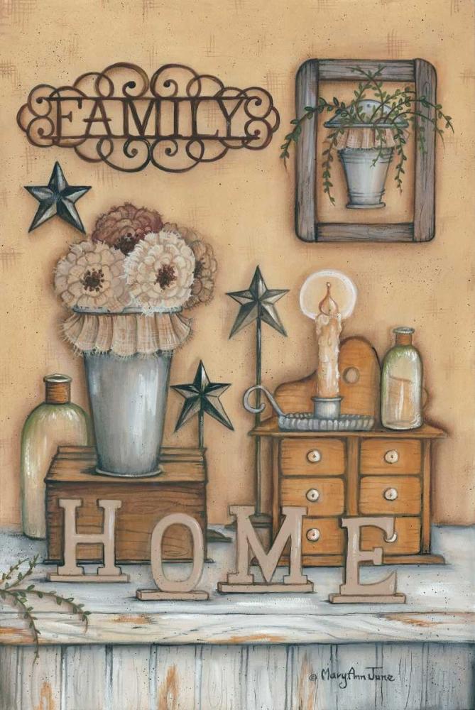Family June, Mary Ann 97238