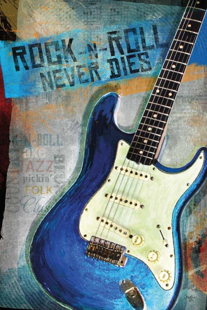 Rock-n-Roll Never Dies Mollie B. 163265