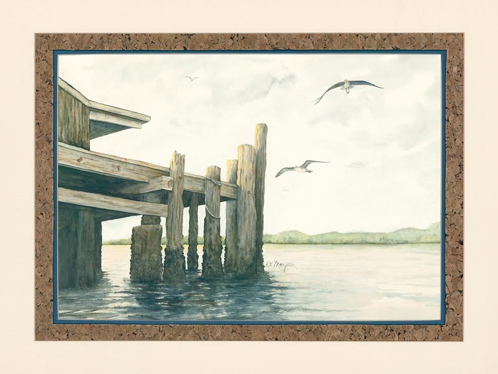 Dock on the Bay Morgan, D. 99733