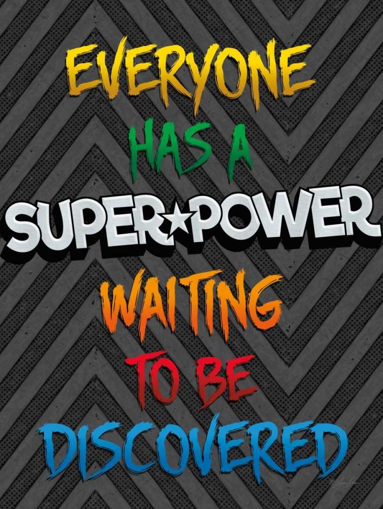 Everyone Has a Super Power Rader, Lauren 142946