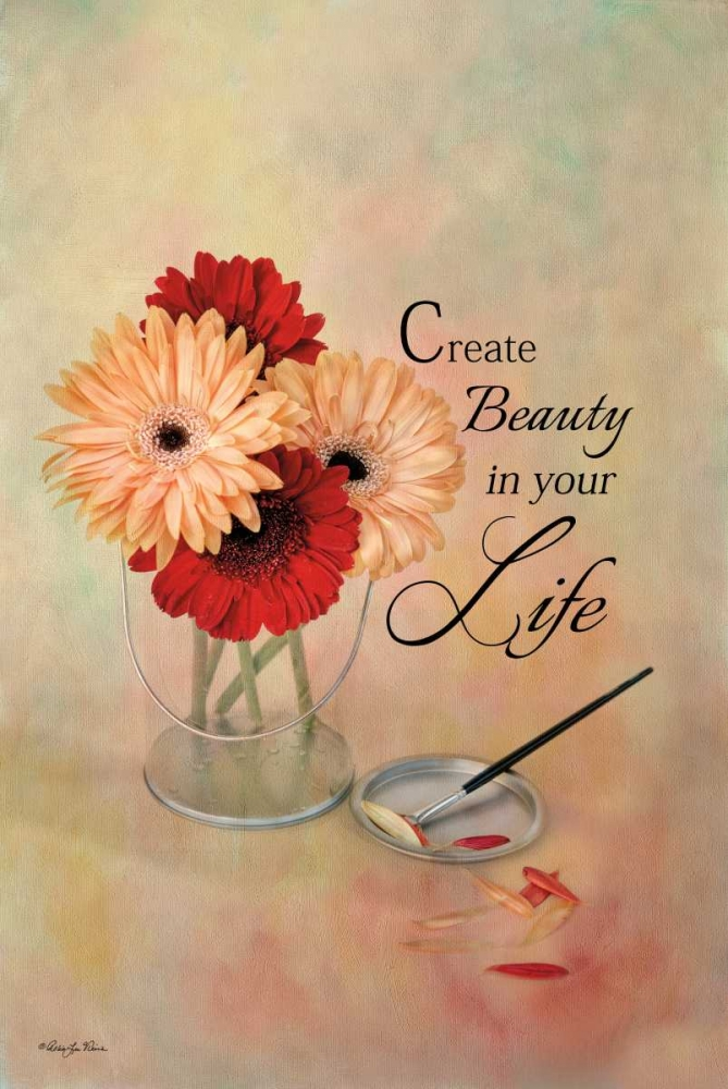 Create Beauty in Your Life Vieira, Robin-Lee 124760