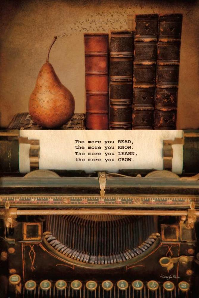 Read, Know, Learn, Grow Vieira, Robin-Lee 143007