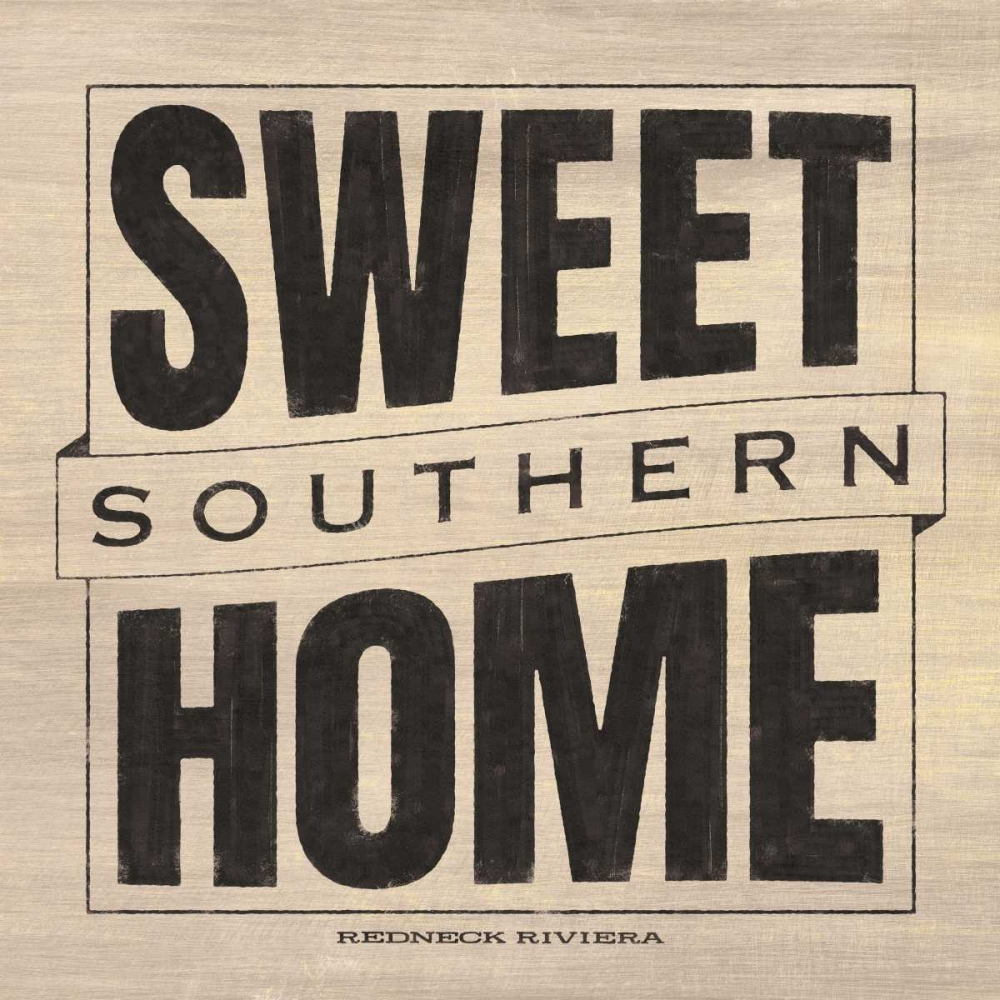 Sweet Southern Home Redneck Riviera 97298