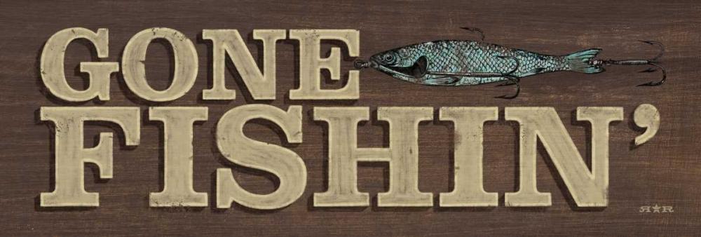 Gone Fishin Redneck Riviera  124714