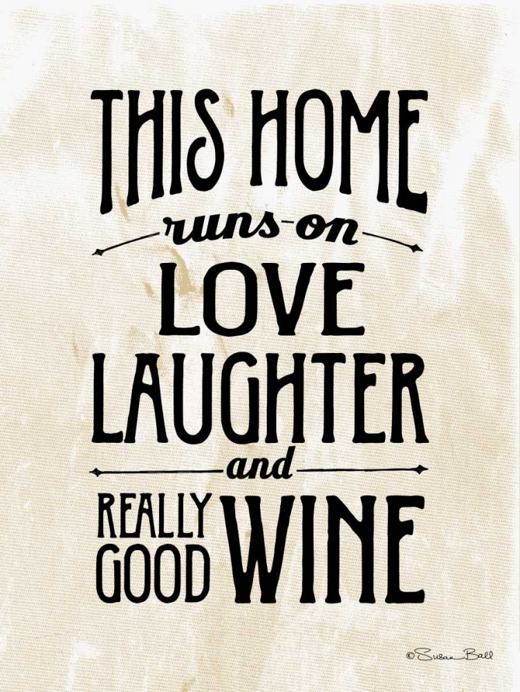 Home with Wine Ball, Susan 124549