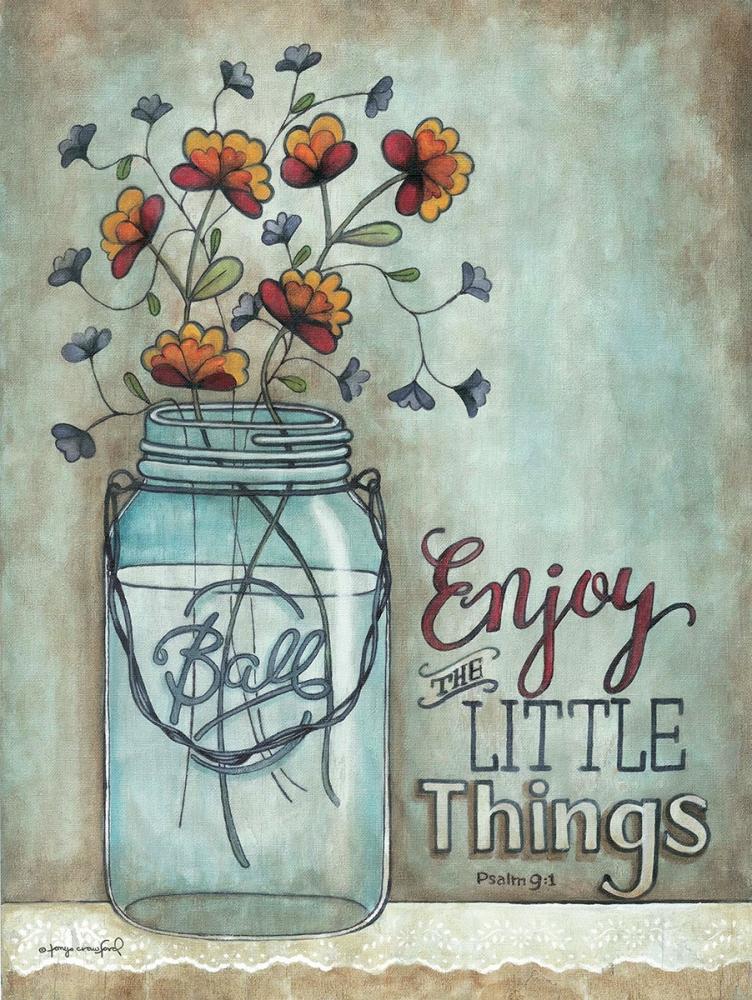 Enjoy the Little Things Crawford, Tonya 99660