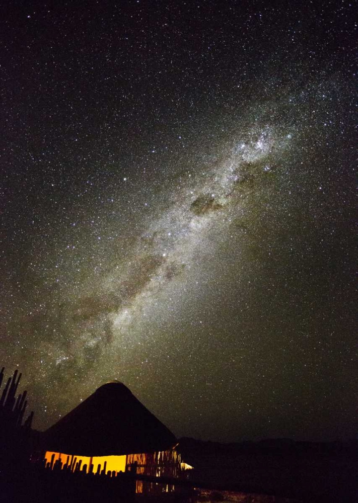 Africa, Namibia Milky Way and night sky Young, Bill 136215