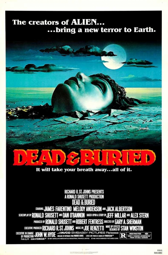 DEAD and BURIED Everett Collection 117629