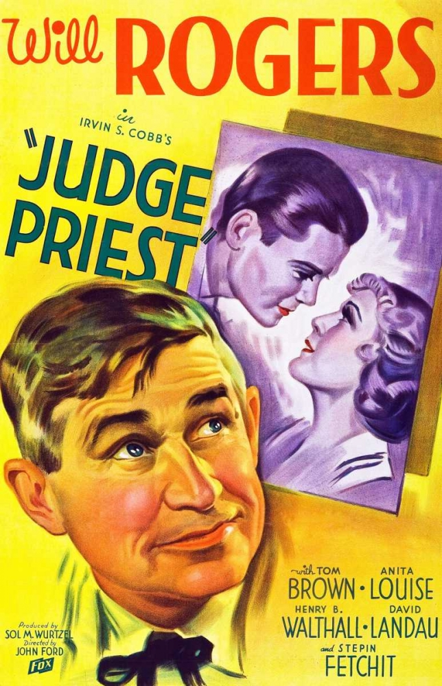 JUDGE PRIEST Everett Collection 116299