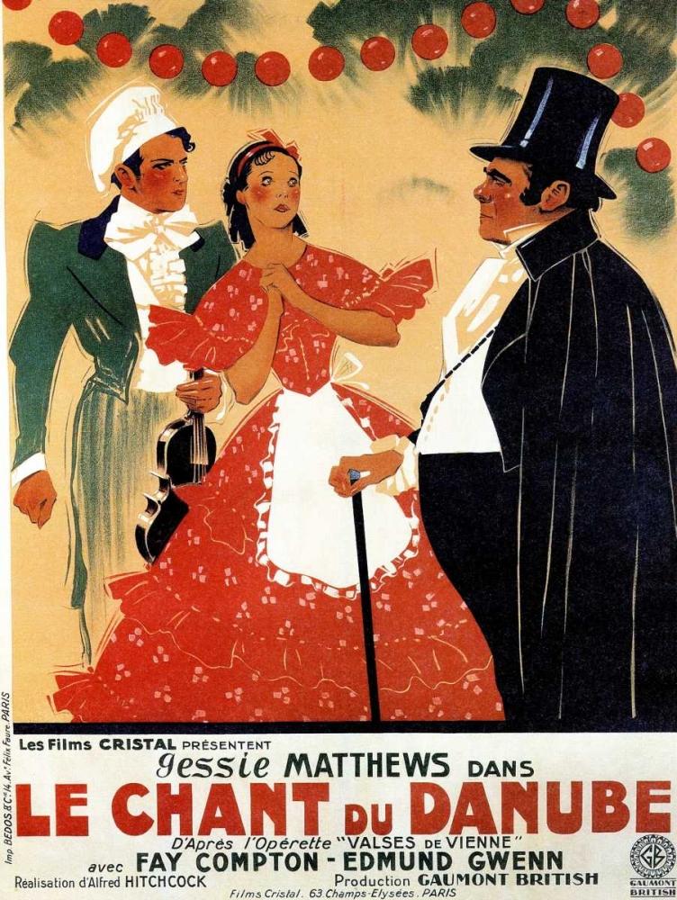 WALTZES FROM VIENNA Everett Collection 116268
