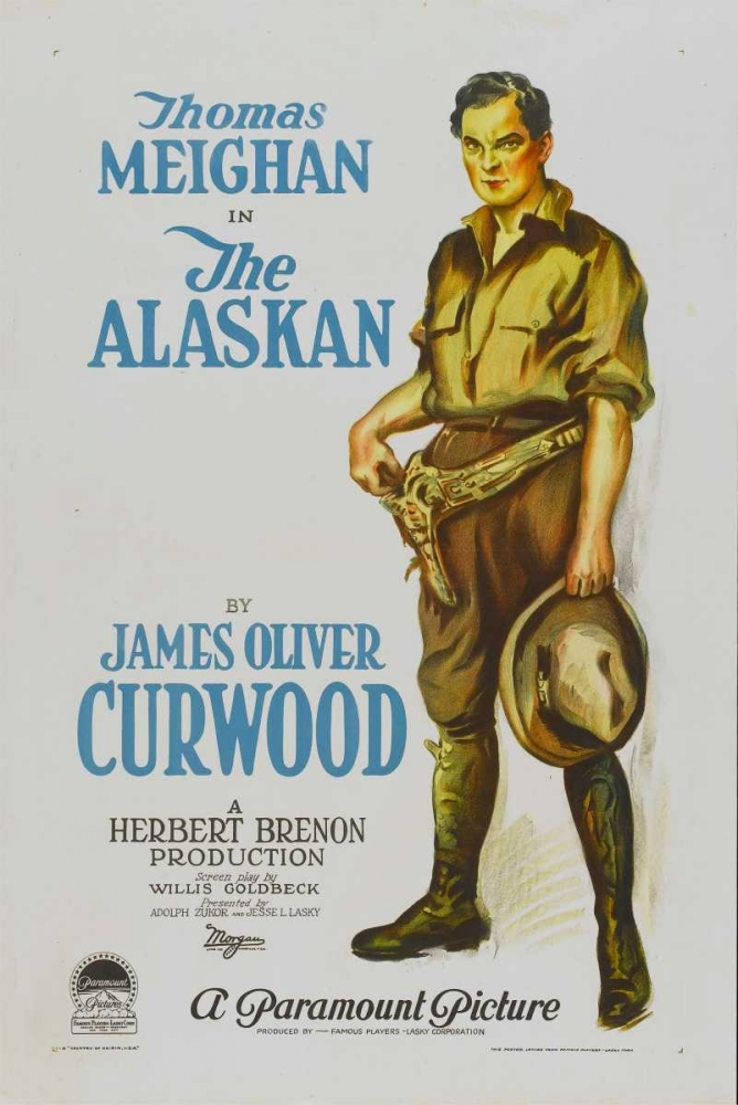 THE ALASKAN Everett Collection 115994