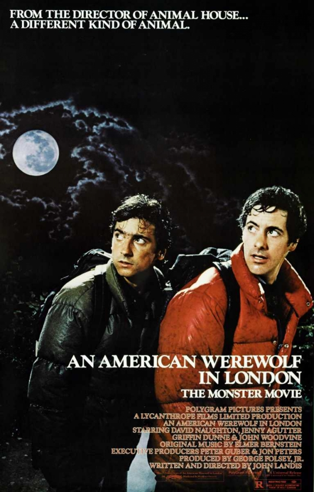 AN AMERICAN WEREWOLF IN LONDON Everett Collection 117628