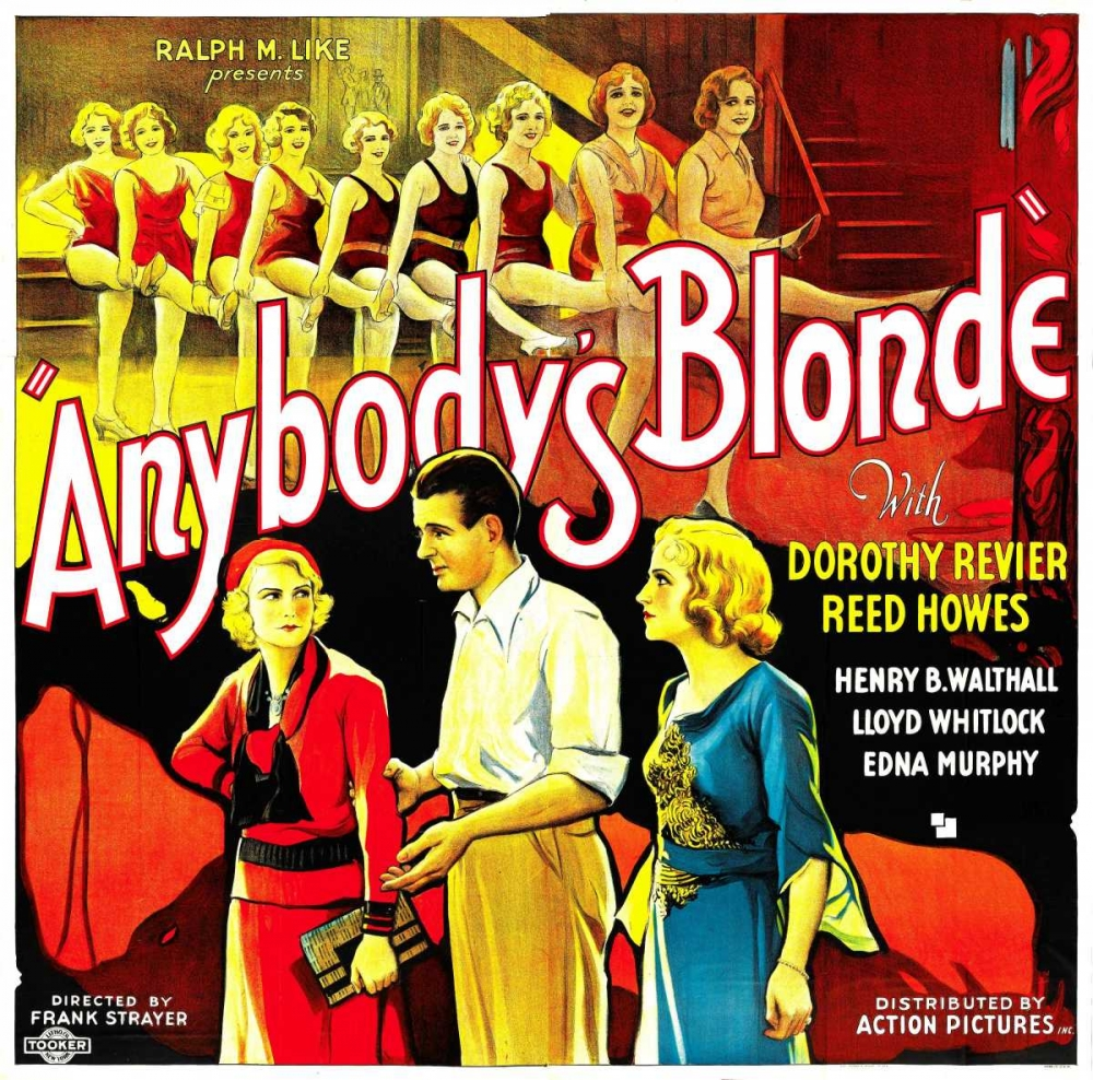 ANYBODYS BLONDE Everett Collection 116198
