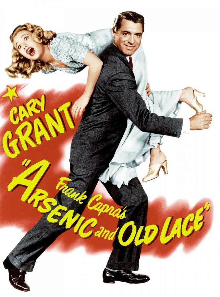 ARSENIC AND OLD LACE Everett Collection 116985