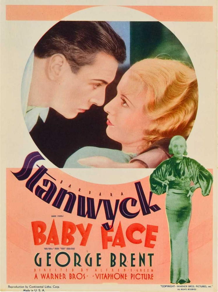 BABY FACE Everett Collection 116253