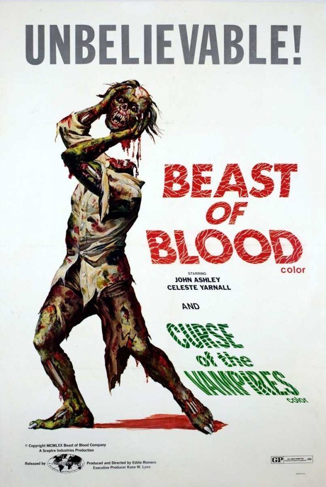 BEAST OF BLOOD Everett Collection 117466