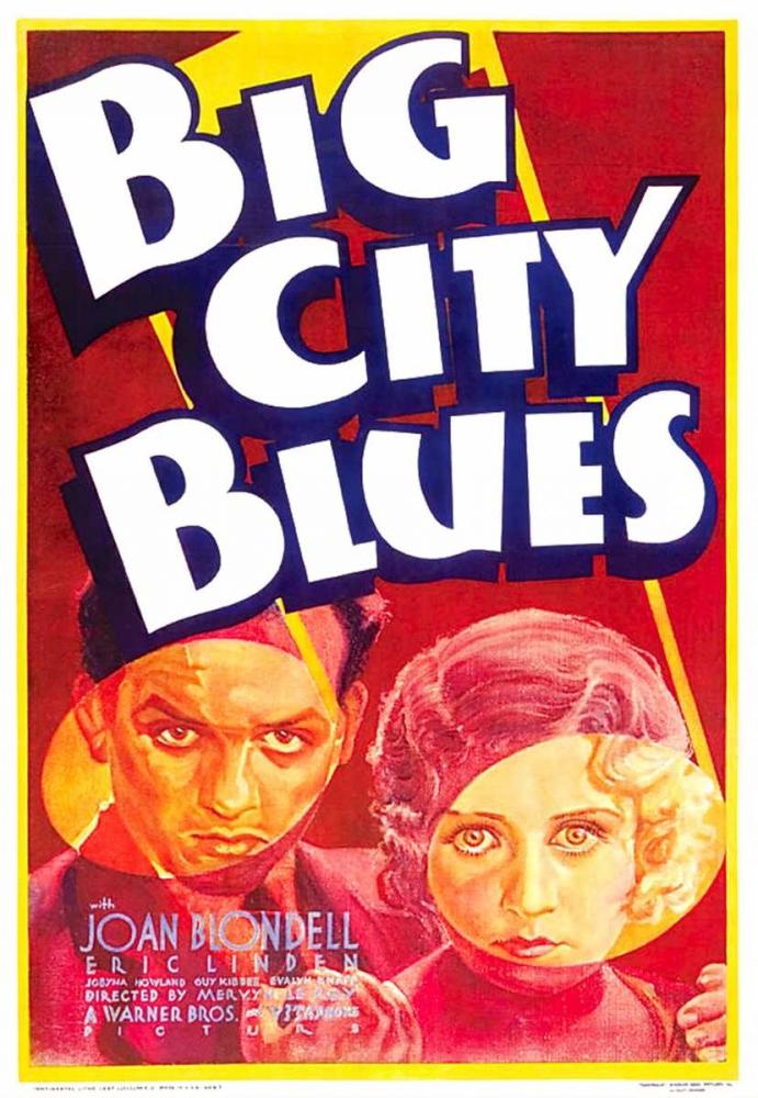 BIG CITY BLUES Everett Collection 116210