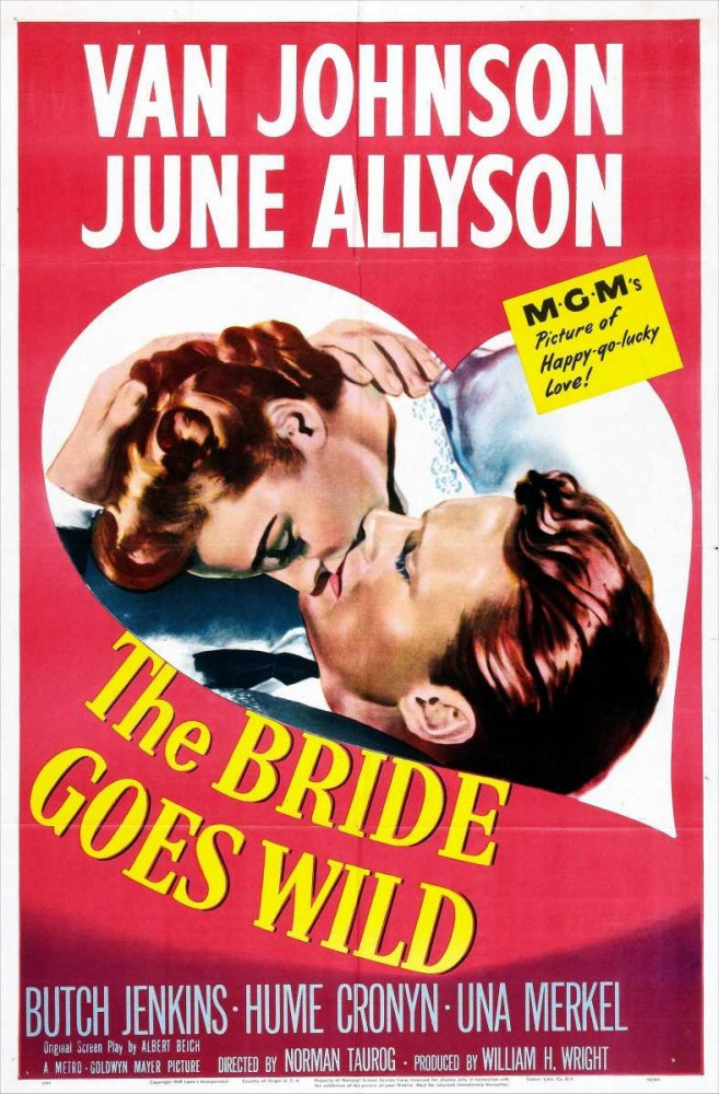THE BRIDE GOES WILD Everett Collection 116838