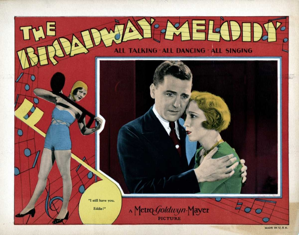 THE BROADWAY MELODY Everett Collection 116108