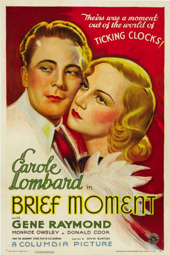 BRIEF MOMENT Everett Collection 116258